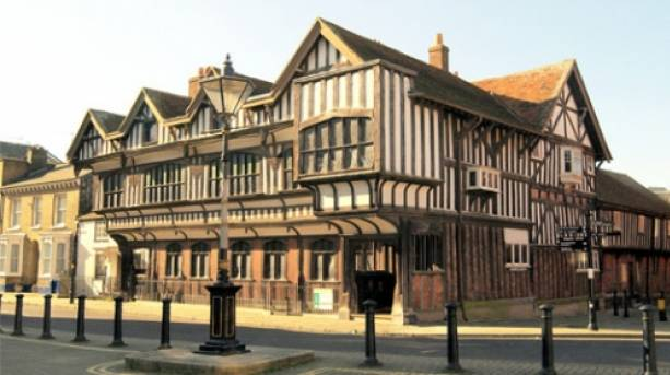 Experience The Paranormal At Tudor House And Garden Visitengland