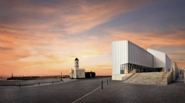 Turner Contemporary and Margate Harbour Arm