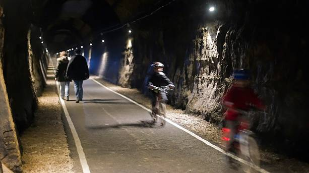 The Two Tunnels Greenway