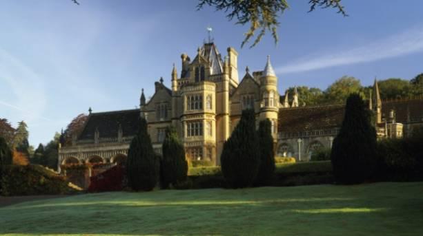 National Trust Tyntesfield Estate, Wraxall