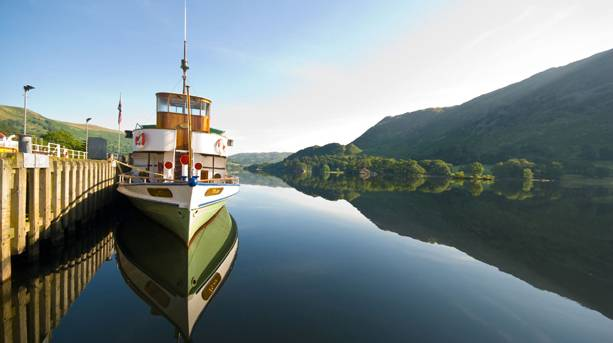 Ullswater 'Steamers' vessel