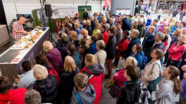 Flavour Fest, Plymouth's Food Festival