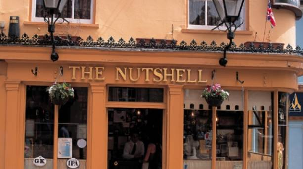 The Nustshell © VisitBritain