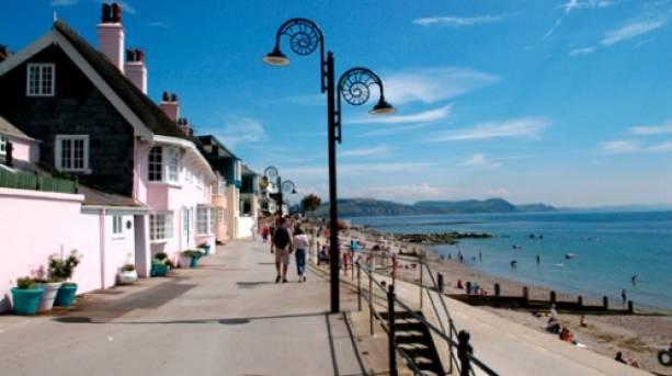 Lyme Regis © VisitEngland/Visit Dorset