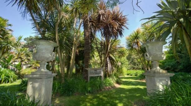 Ventnor Botanic Gardens, Isle of Wight
