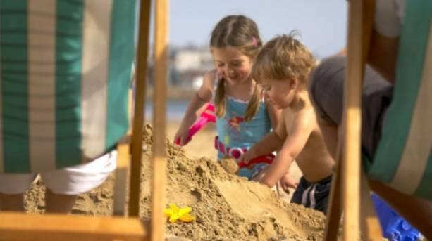 Bridlington Beach