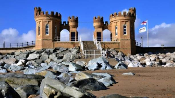 Pier Towers at Withernsea