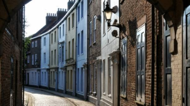 Prince Street, Hull Old Town