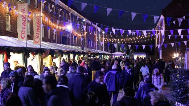 Festival of Chrstmas market