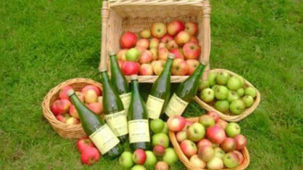 Apple Juice available at Chiltern Ridge, Buckinghamshire