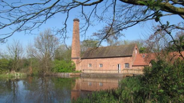 Sarehole Mill in Birmingham