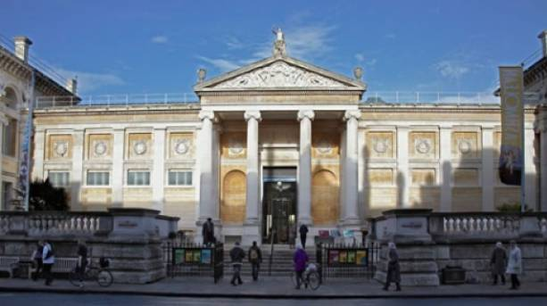 The Ashmolean in Oxford