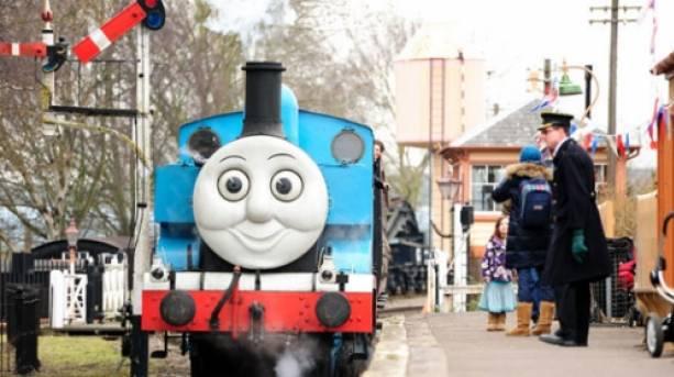Thomas the Thank Engine