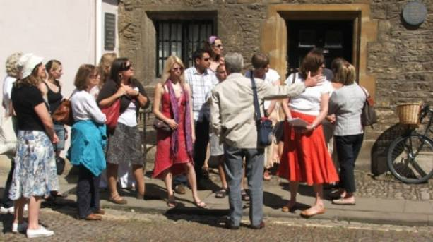 An Oxford Official Guided Walking Tour