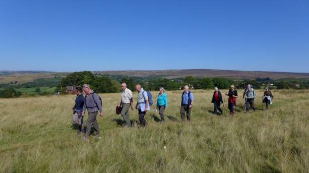 WalkFest in the North York Moors National Park