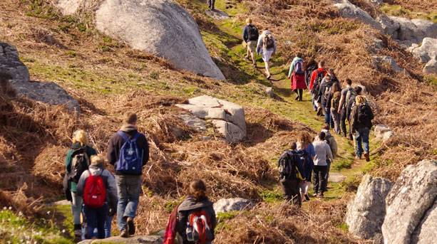Walking holidays on the Isles of Scilly