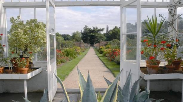 Walled Kitchen Garden Clumber Park