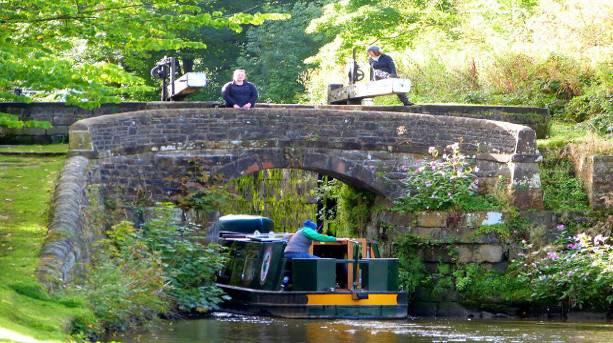Wandering Duck boat