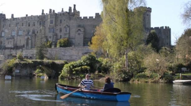 Boating in Warwick