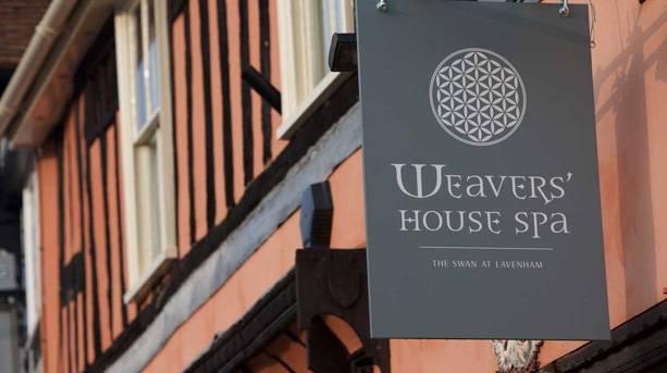 Weavers Spa at The Swan in Lavenham