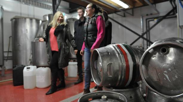 Welbeck Abbey Brewery Tour