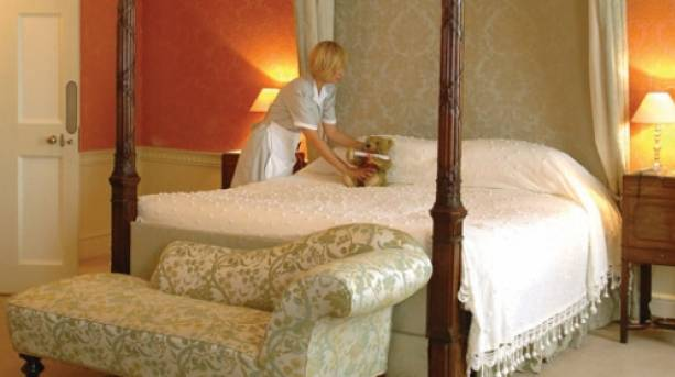 Stately Bedrooms at Weston Park