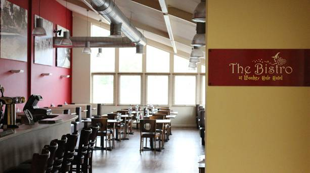 The Wookey Hole Hotel Bistro