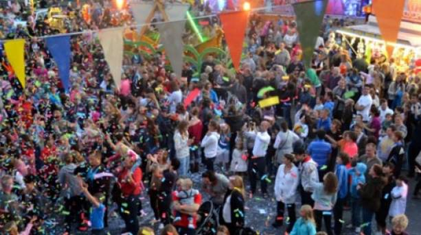 Take part in Devizes' annual Confetti Battle