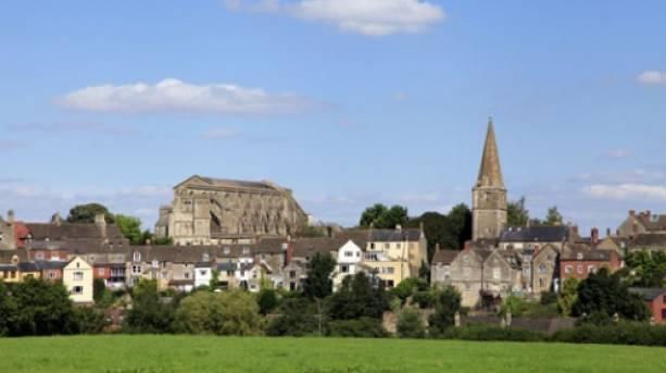 Malmesbury, England's oldest borough