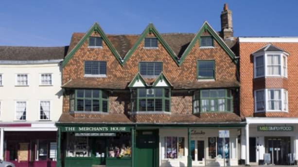 The Merchant's House, Marlborough