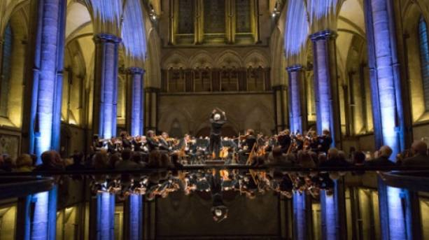 Classical music concerts in the magnificent Salisbury Cathedral