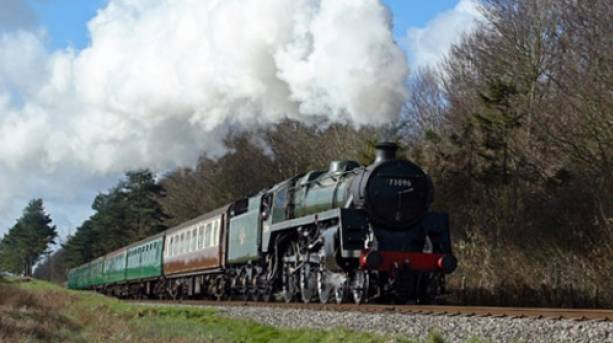 Mid Hants Railway Watercress Line, Alresford