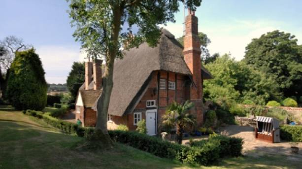 Manor Farmhouse in Kent