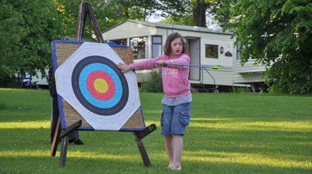 Woodovis Park archery sessions