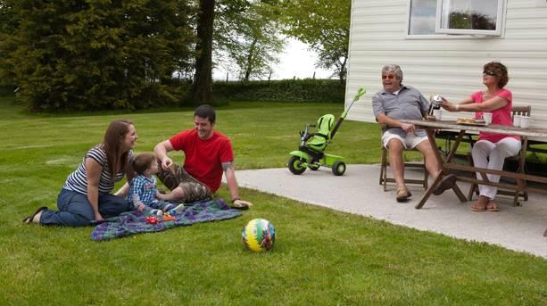 Woodovis Park Luxury caravan holiday homes