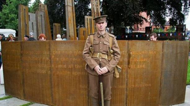 Worcestershire World War One Commemorations