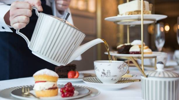 Afternoon Tea at the World of Wedgwood