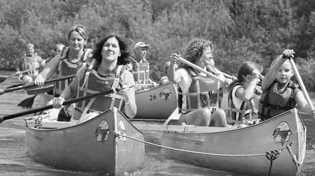 Wyedean Canoe and Adventure Centre