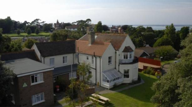 The Hostel at Totland, Isle of Wight
