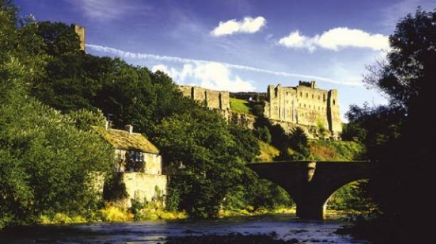 Richmond Castle, Yorkshire Dales