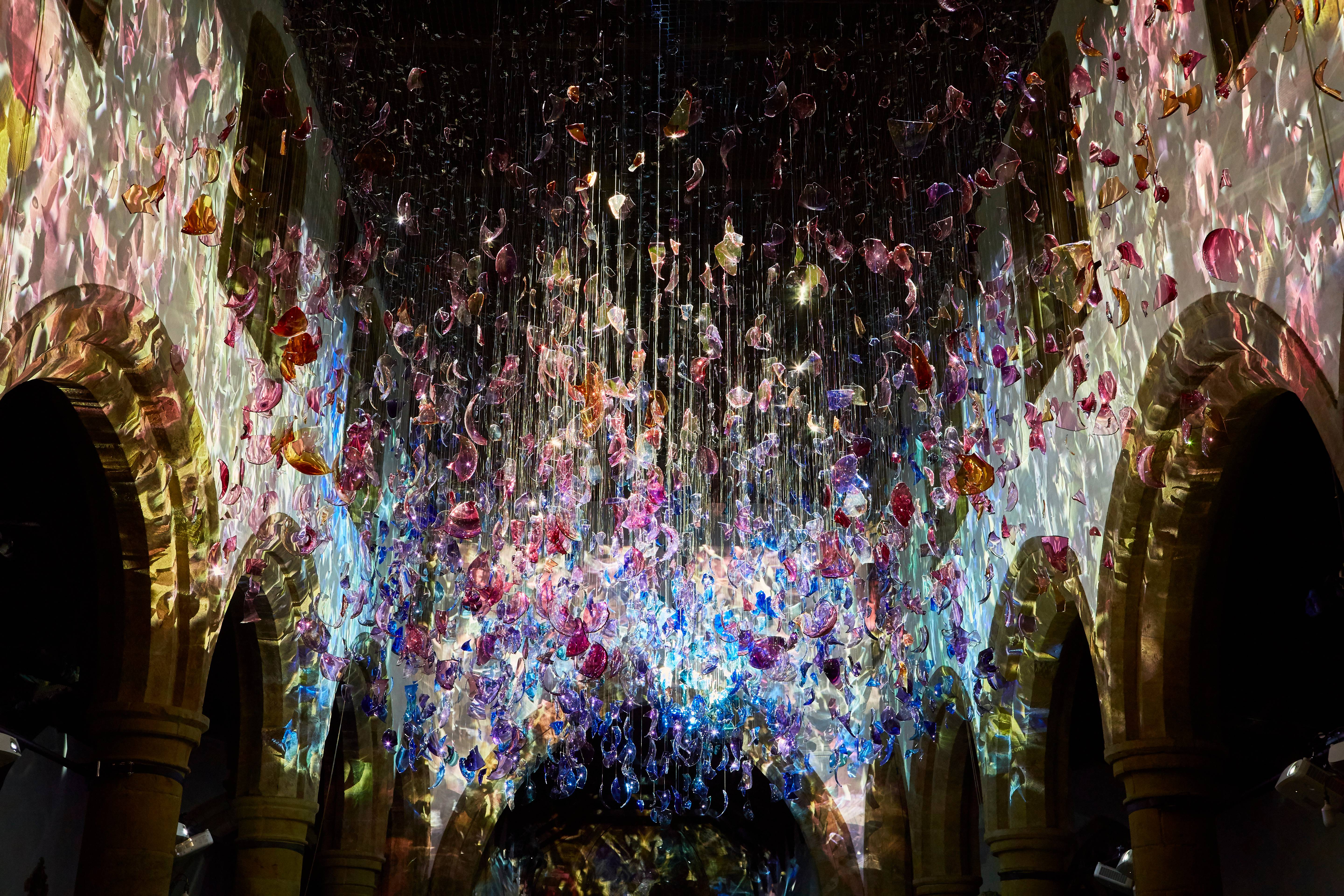 What Matters by Shuster and Moseley at Lumiere Durham 2017