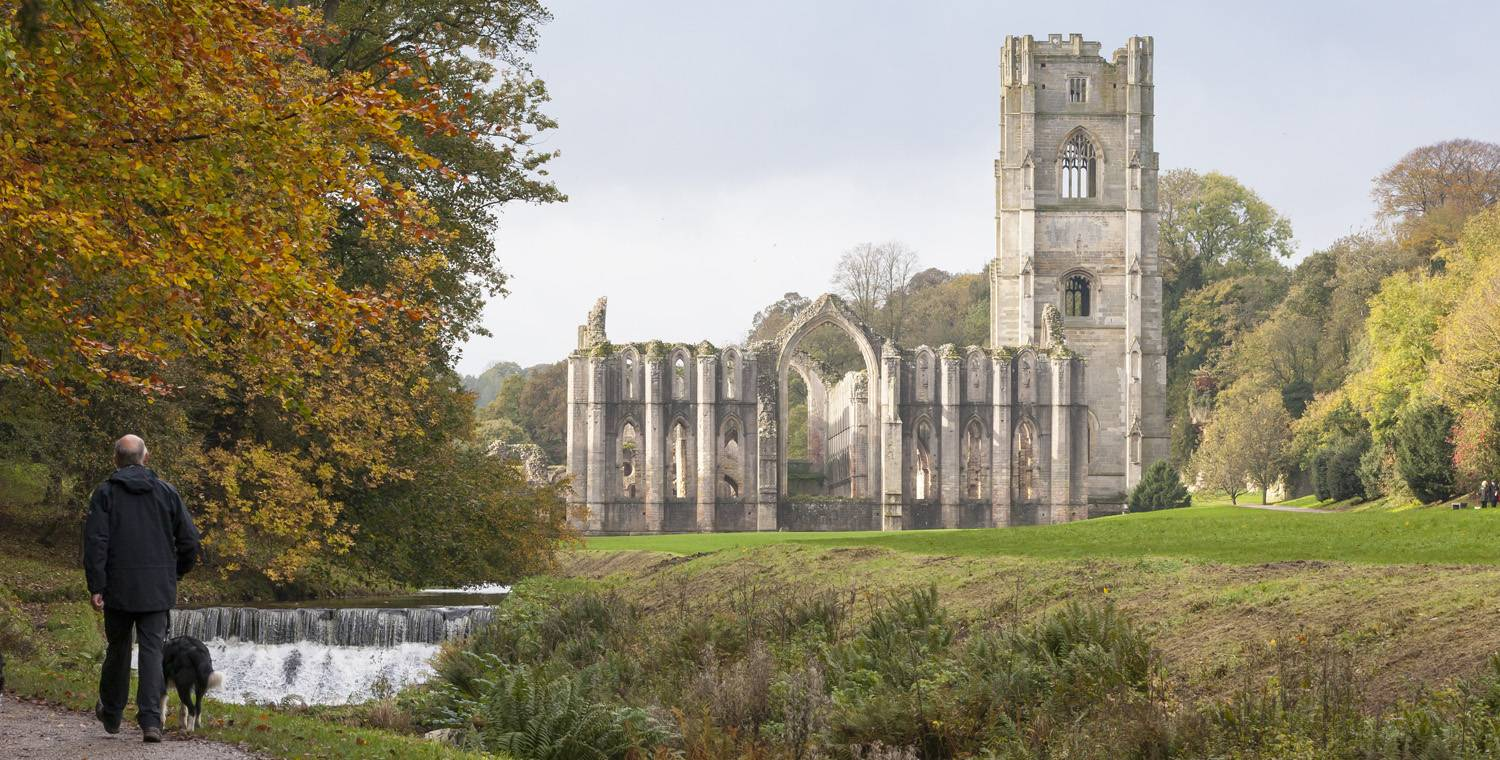 Fountains Abbey and Studley Royal Water Garden, North Yorkshire (c) Chris Lacey
