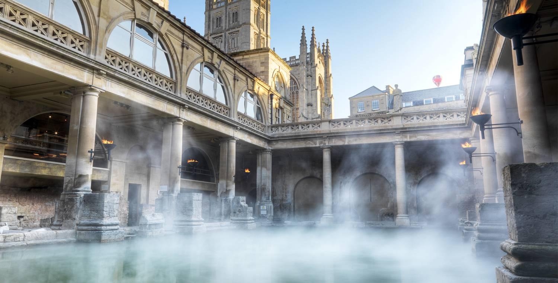 Thermes romains, Bath