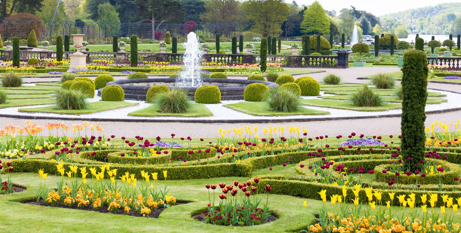 France visitengland for Photos de jardins anglais