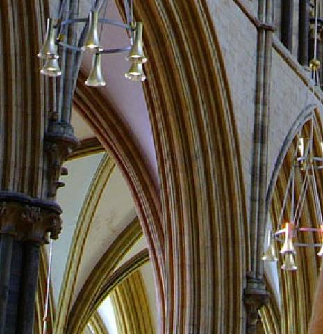 Abbeys, cathedrals and sacred places