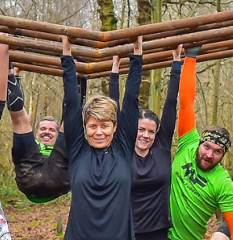 Wild Forest Gym in Essex
