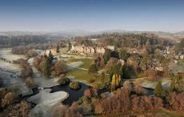 Plan an extravagant getaway to Bovey Castle