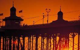 Fall in love in Blackpool