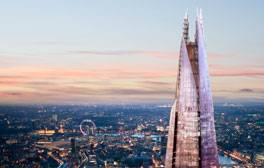 Get a view from The Shard