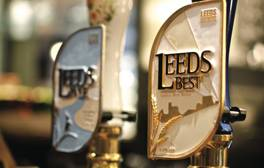 Follow the real ale trail with Leeds Brewery's pubs